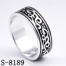 2015 Popular Jewelry Resin Men′s Ring (S-8189)