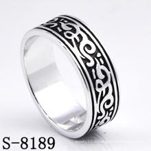 2015 Популярные ювелирные смолы мужские кольца (S-8189)