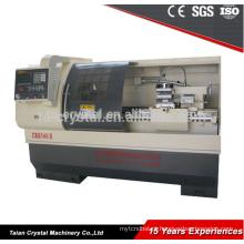 China famosa máquina cnc ferramenta CK6140B cnc máquina de ferramentas de corte