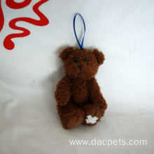 plush germany promotional bear keyring