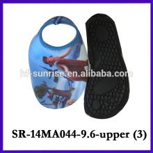 summer water shoes cartoon aqua shoes upper of aqua shoes