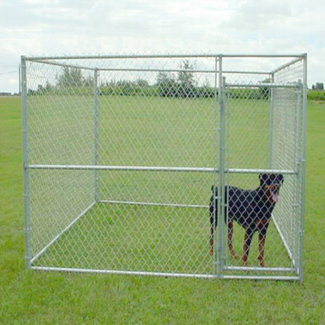 Cooler Hundezaun Kennel