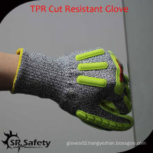 SRSAFETY Mechanic Impact resistance Gloves for Safety