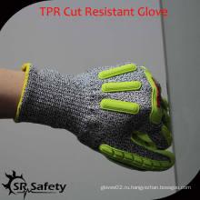 SRSAFETY Механика Ударная вязкость Перчатки для безопасности