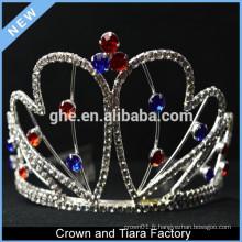 Tiaras de couronne de mariée couronne couronne de couronne