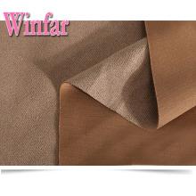 Poliéster Spandex Stretch Air Layer Scuba Suede Fabric