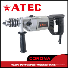 Taladro de impacto industrial de trabajo pesado 1100W 16mm (AT7221)