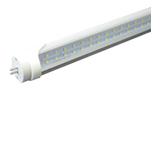 550mm 2 Feet LED Tubo de luz 60cm 600mm T8 tubo de LED com T5 Socket