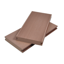 New Generation Anti-UV composite deck wood