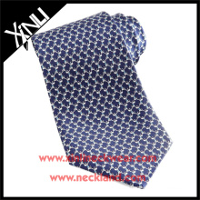 100% Handmade Silk Custom Printed Mens Dog Ties