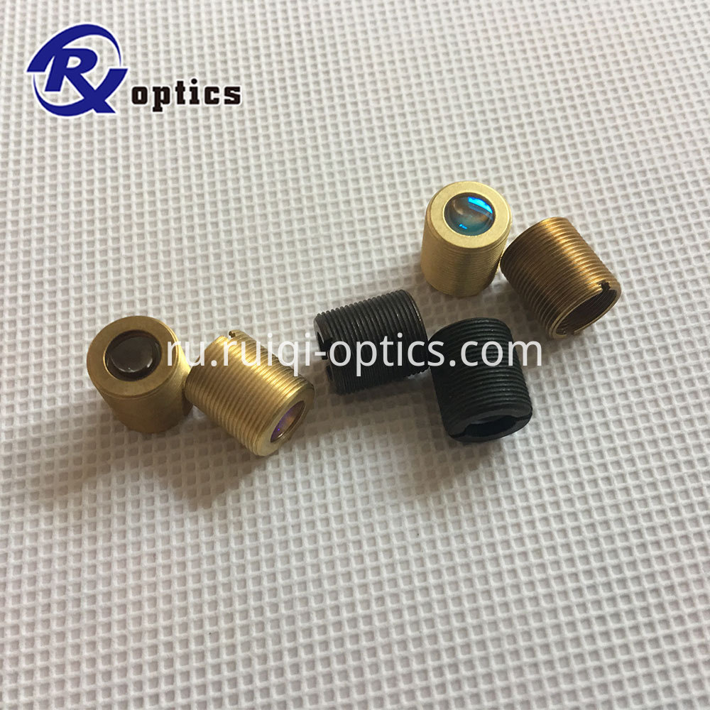 dia 6.33mm aspheric collimating lens