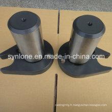 Usinage CNC et pièces de soudage arbre avec oreille