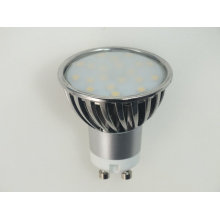 Luz nova do diodo emissor de luz de 500lm GU10 25PCS 2835 SMD