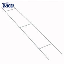 Chine fournisseur 50mm 70mm largeur soudé type maçonnerie échelle bloc travail treillis treillis