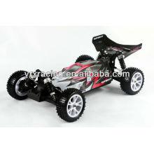 1/10th escala corpo impresso EP Buggy, 4WD rc elétrico alimentado buggy' s corpo, elétrico alimentado o chassi do carro de rc