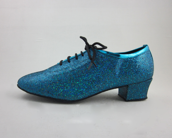 Leather Dance Shoes Ballroom
