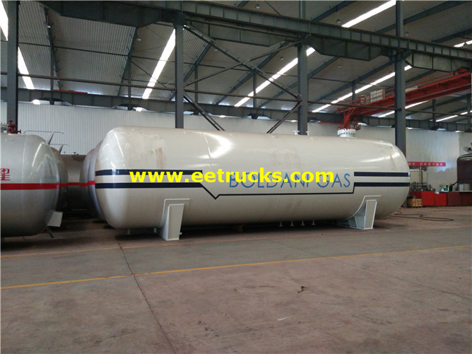 50 Ton LPG Storage Tanks
