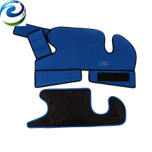 PVC Velvet Laminate Rice Principal Hot Cold Therapy Pack for Cooling Down
