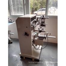 Neumática plana / cilíndrica máquina de impresión de pantalla Precio