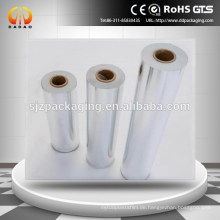 50 Mikrometer mattes Silber PET für Etikettenmaterial