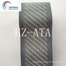 Verschiedene Farben 38mm Breite Uni Weave Tape