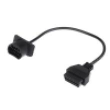 OBD OBD2 17pins Female Connector for Mazda/Toyota 17 Pin Diagnostic Socket