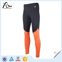 Desgaste dos esportes das calças de compressão do elevado desempenho para o homem