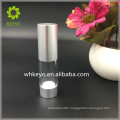 15ml small cylinder AS plastic Airless vacuum pump bottle transparent cosmetic packing bottle