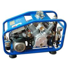 Compresor de alta presión del salto de la escafandra autónoma compresor de Paintball (LYH100SA)