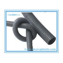 Tuyau ondulé flexible PE pour conduites électriques