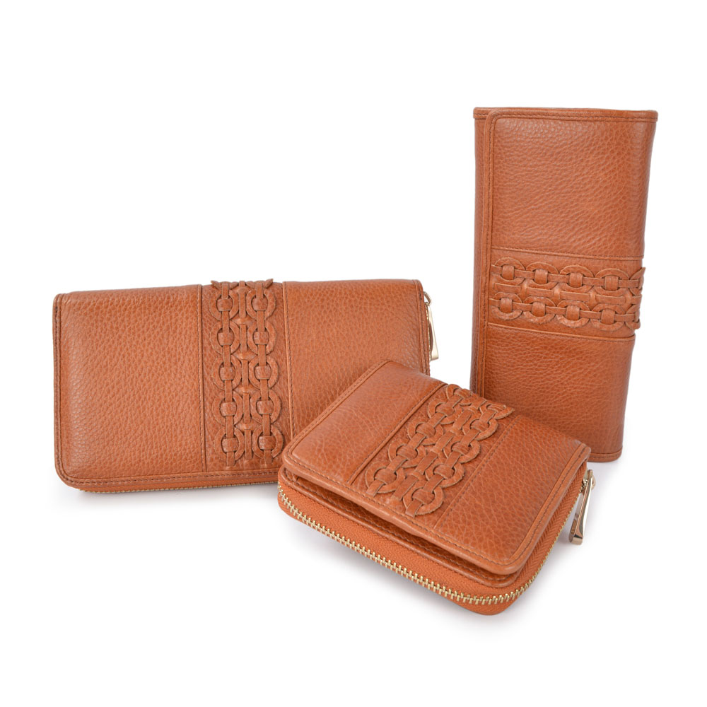 Leather Women Wallet series