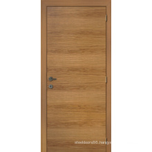 Hot Design Rustic Wood Veneered Entry Door, Flush Exterior Doors