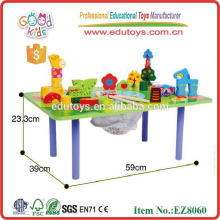 2015 New Products Muliti-functional Kids DIY Toy Wooden Table Game