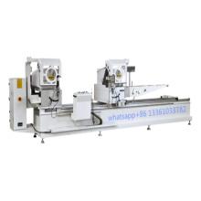 Sierra de corte de precisión de doble cabezal de aluminio LJZY- 500 × 4200