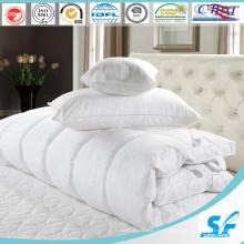 Пуховое одеяло из белого гусиного пуха для дома / короля / королевы / полного размера