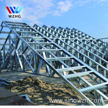 AU Light steel frame steel roof trusses