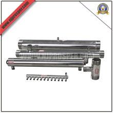 Collecteur de pompe en acier inoxydable pour les systèmes de rappel (YZF-MS42)
