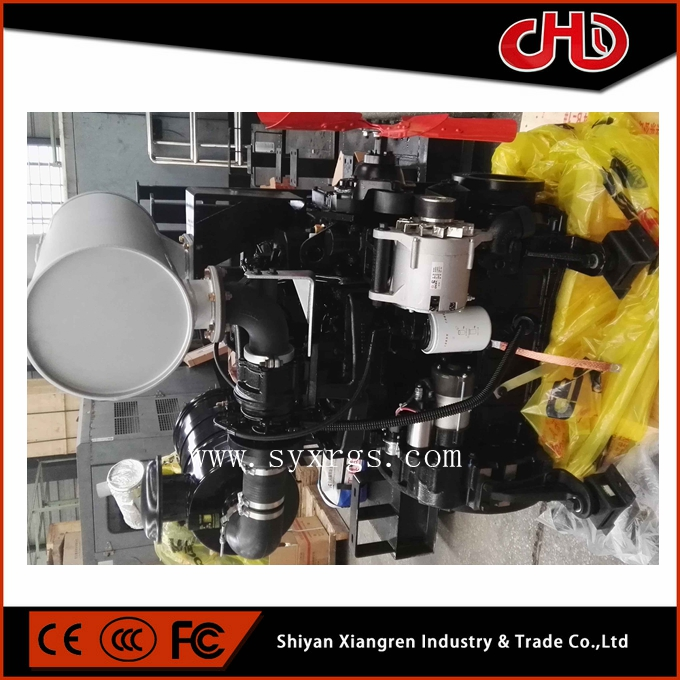 New Original Dongfeng CUMMINS Engine 4BTA3.9-C130