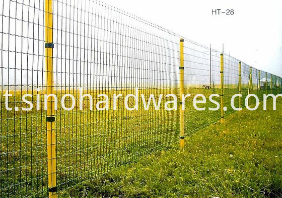wave welded mesh