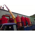 Treatment machine for Refuse Transfer Station for Solid Waste/ Urban Waste/ Living Garbage to energy machine