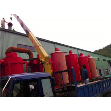 Energy Saving municipal solid waste Machine Carbonization Furnace Made In China