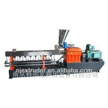 Doppelschnecken Masterbatches Farbstoff Granulator / Pelletieren Extruder / Granulator