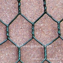 Hot sold hexagonal weaving wire netting(manufacture)