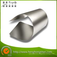Hoja de aleación de titanio ASTM B265 Gr12 con superficie de lavado ácido