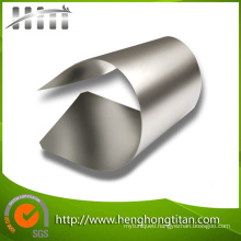 Titanium Foil Form China