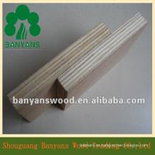 Madera contrachapada comercial de Bintango / Pine / Okoume de la más alta calidad superventas