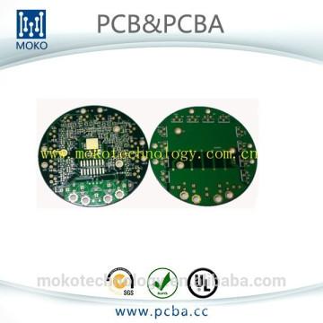 OEM llevó el prototipo del pcb led pcb llave en mano conducido