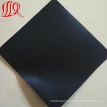 Geomembrane de HDPE lisse de Hong Xiang utilisée dans le revêtement de bassin