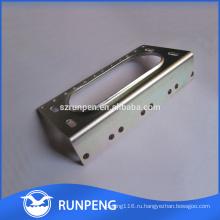 Корпус из нержавеющей стали с покрытием, изготовлен методом штамповки