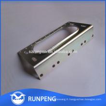 Tendeur de câble en acier inoxydable avec placage fabriqué par estampage